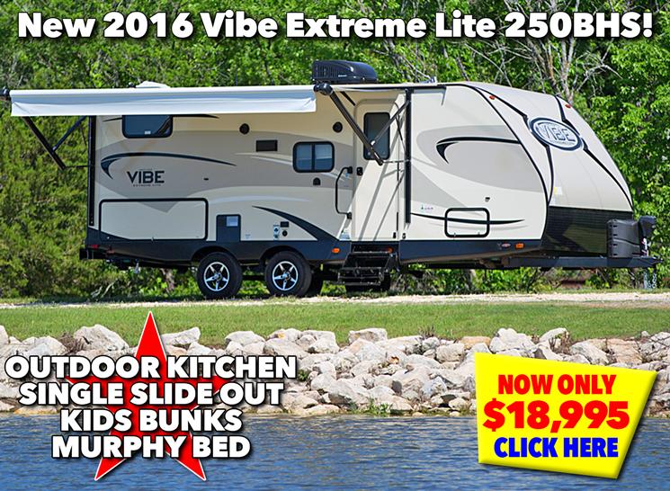 Vibe Extreme Lite 250BHS