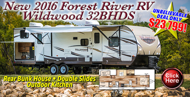 Wildwood 32BHDS