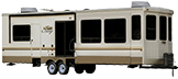 New 2016 Forest River Rv Cardinal 3800fl Fifth Wheel At