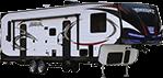 New 2016 Evergreen Rv Tesla 3950 Toy Hauler Fifth Wheel At