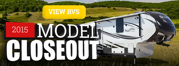 2015 Model Closeout