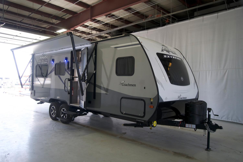 Coachmen RV Apex Ultra-Lite Toy Hauler Travel Trailer