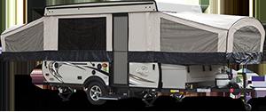 Fold Down Camper