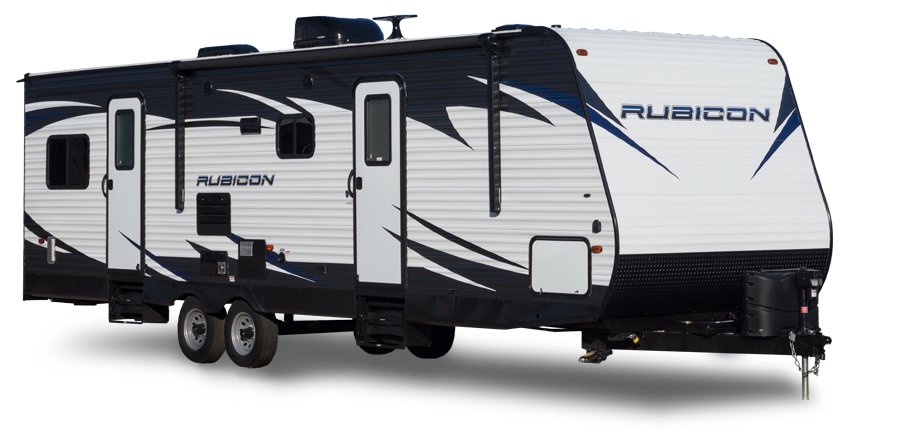Rubicon Toy Hauler Travel Trailer
