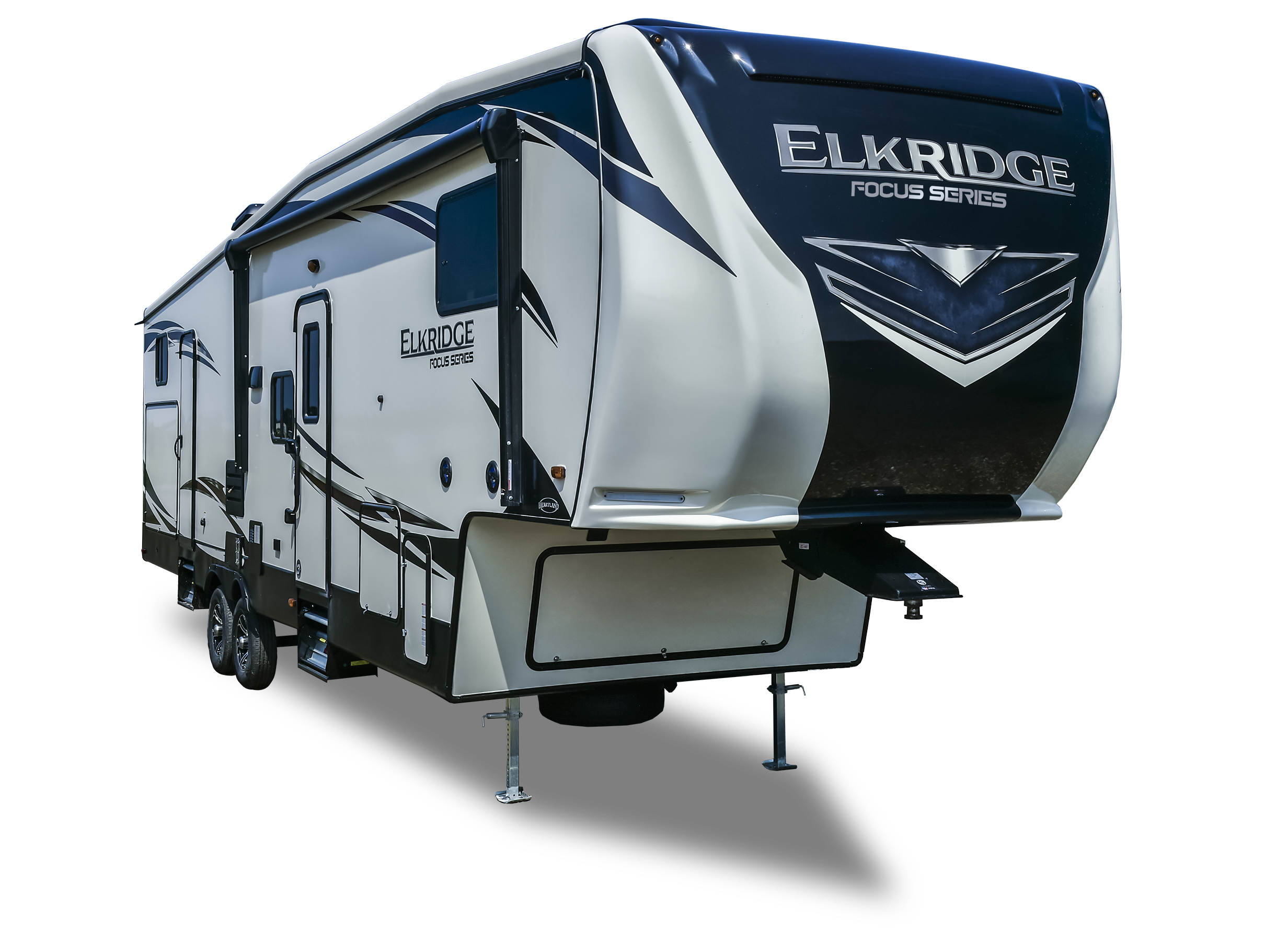 Heartland ElkRidge Focus Fifth Wheel