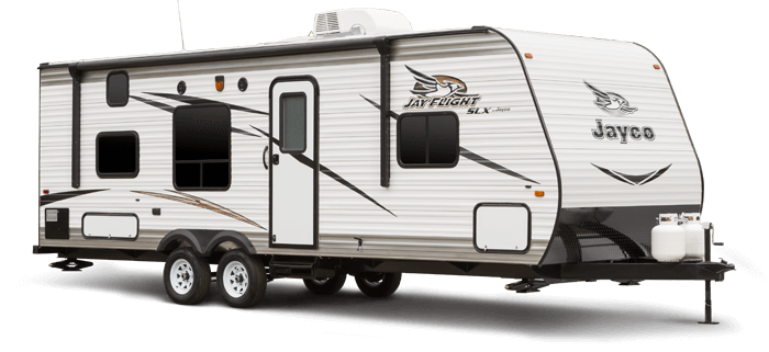 Jay Flight SLX Travel Trailer