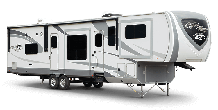 Open Road Fifth Wheel Floor Plans: Open Range Fifth Wheel
