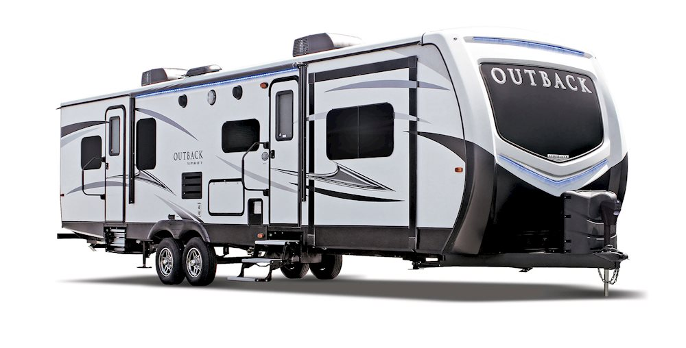 Keystone Outback Ultra Light Toy Hauler
