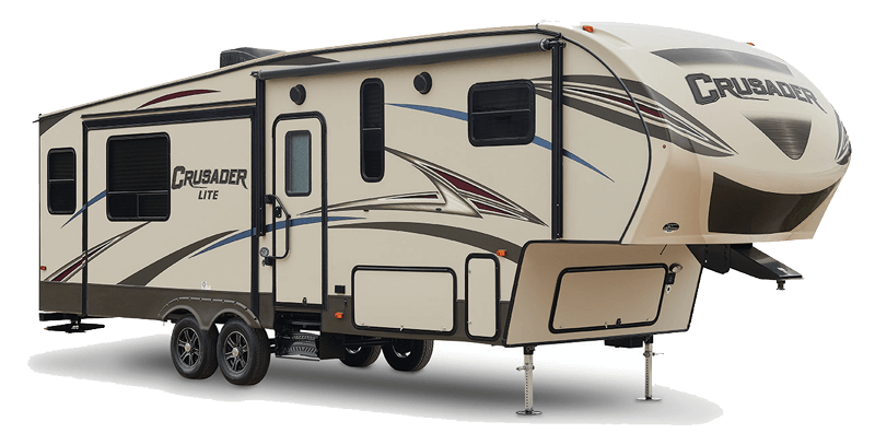 Primetime Crusader Lite Fifth Wheel
