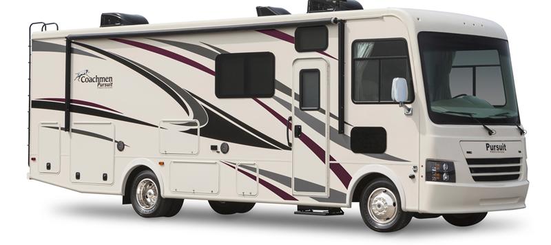 Coachmen RV Pursuit Precision Motor Home Class A