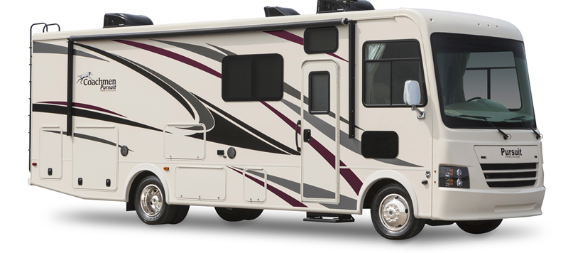 Coachmen RV Pursuit Precision Motor Home Class A