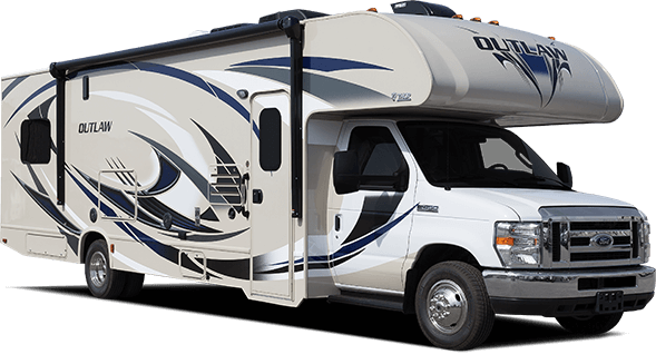Thor Outlaw Class C Motorhome Toy Hauler |General RV