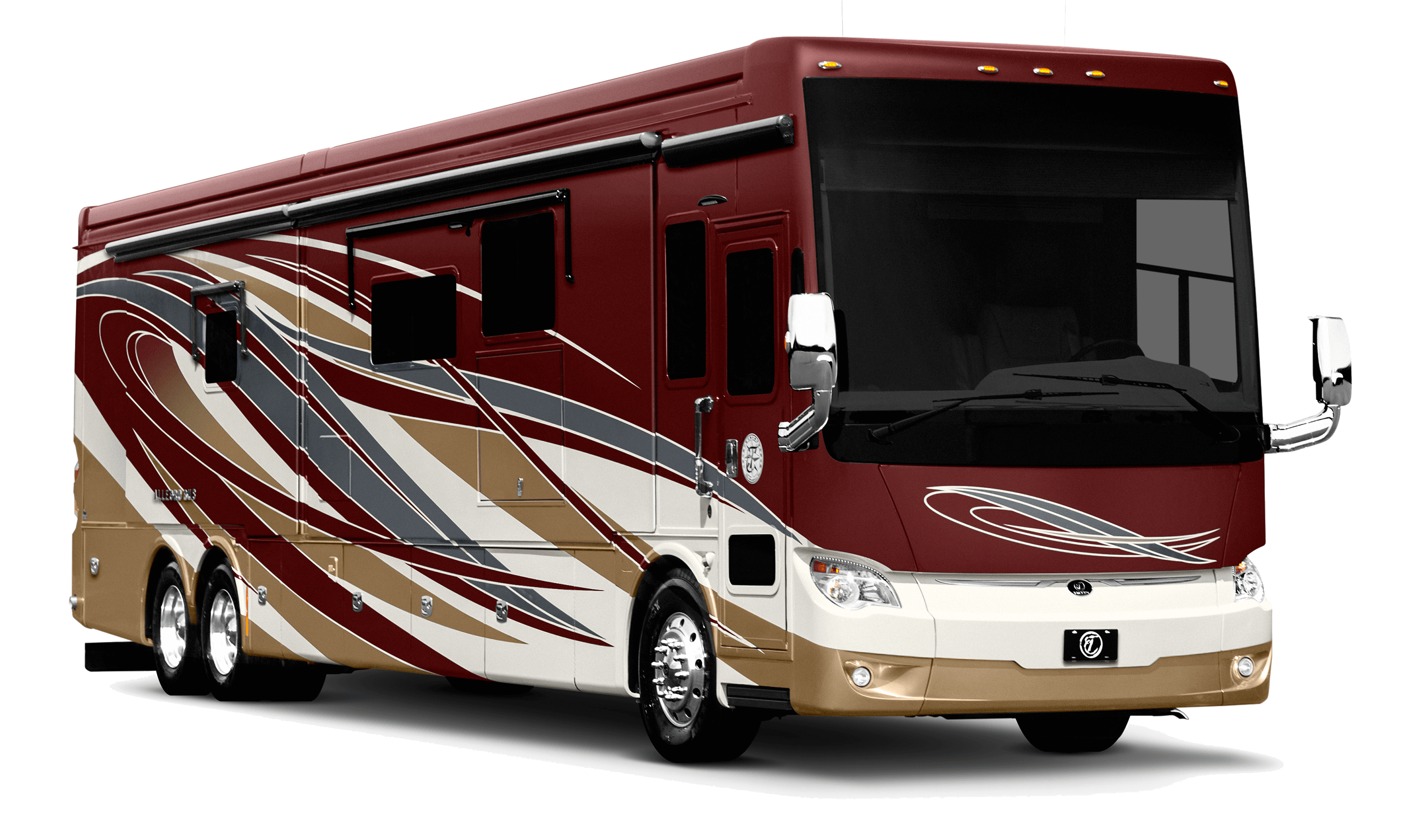 Tiffin Allegro Bus Diesel Motorhomes Luxury On The Road 2015 Thor Vegas Wiring Diagram