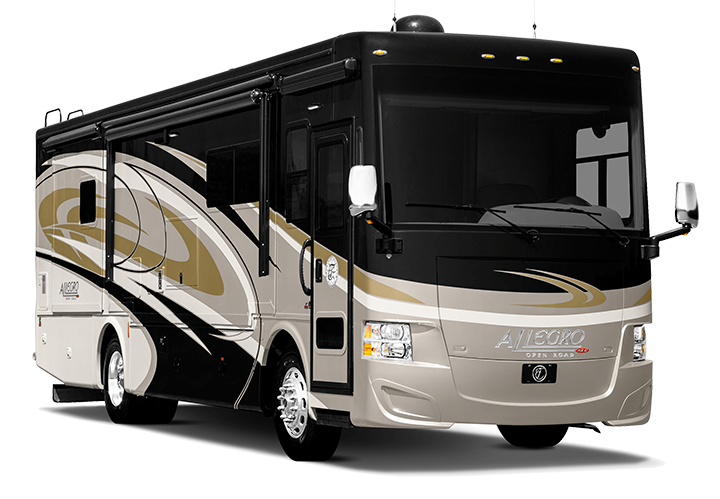 Tiffin Allegro Red Class A Diesel Motorhomes | General RV