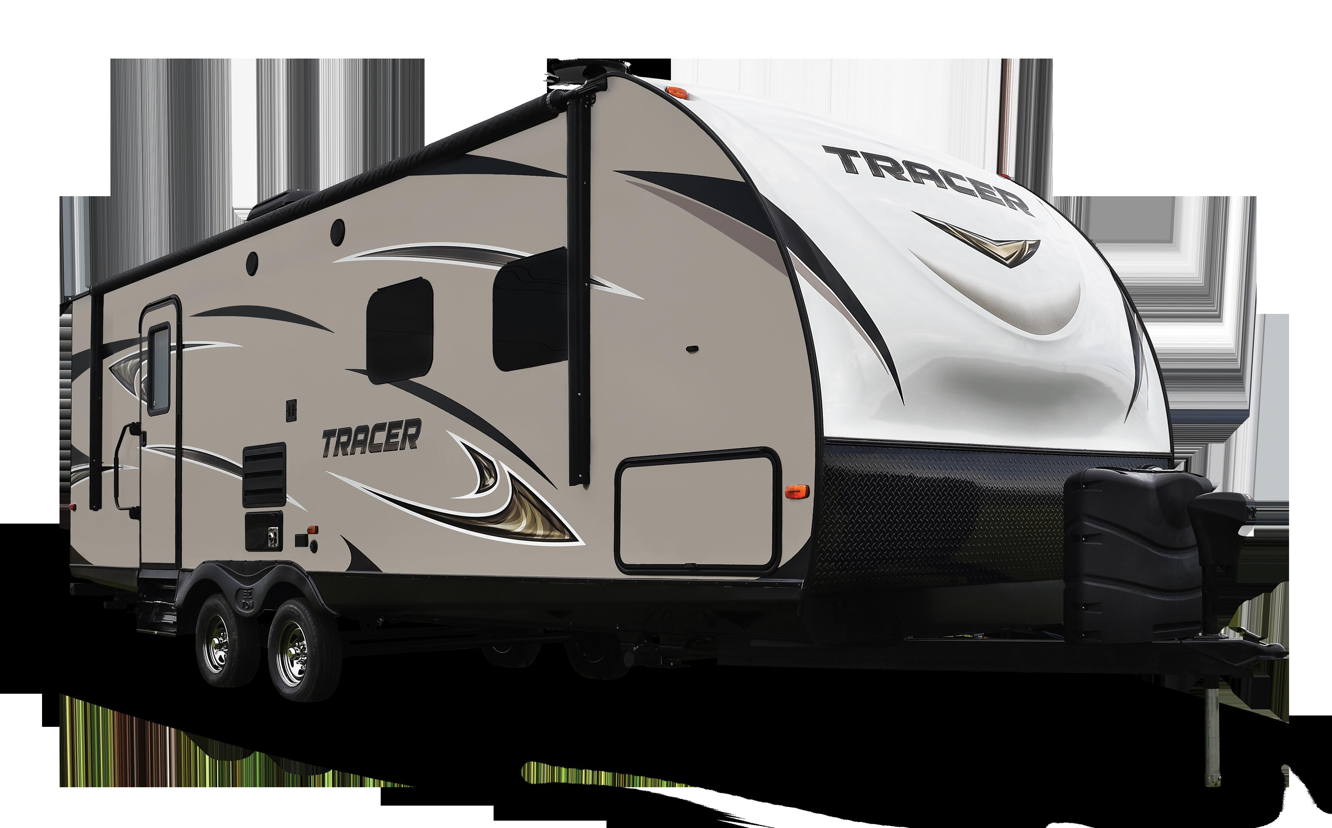 Primetime Tracer Travel Trailer
