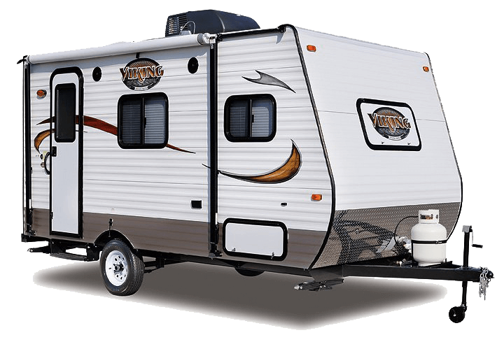 Viking Travel trailer