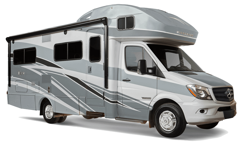 Winnebago View Class C Motorhomes | View 24J and 24M Motorhomes