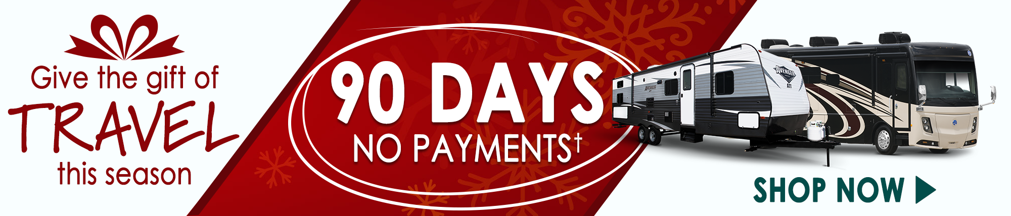 90 Days No Payments!