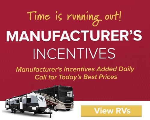 Manufacturer Incentives