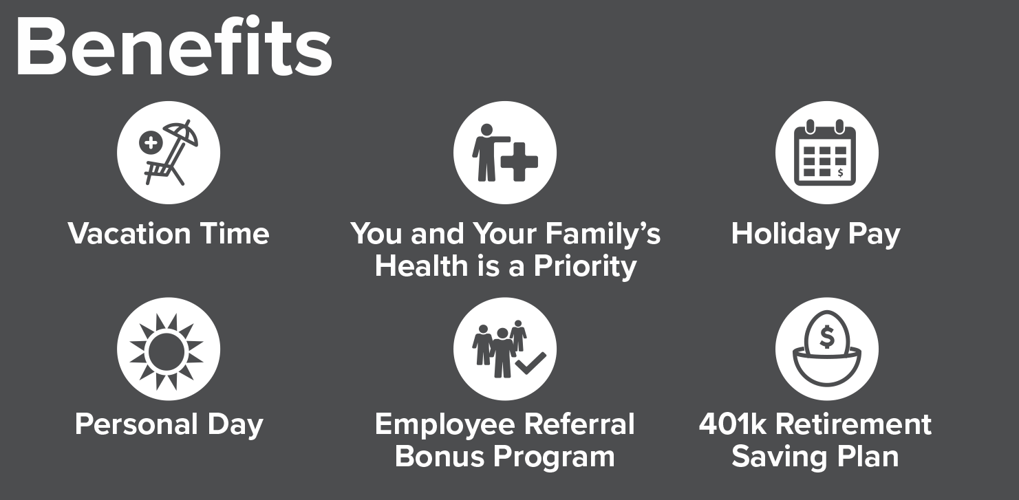 Benefits at General RV