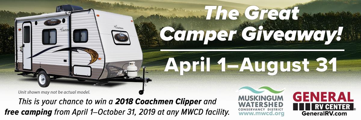 2018 Camper Giveaway