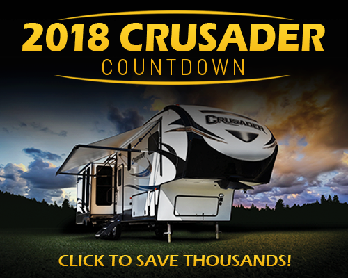 Crusader Countdown!