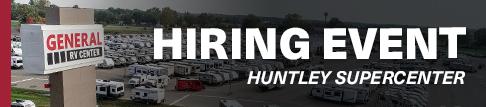 Hiring Event Huntley, IL