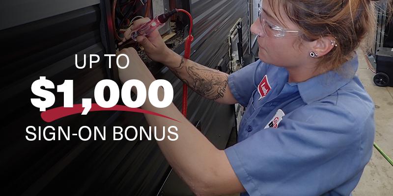 Sign-On Bonus