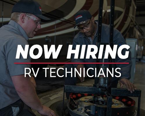 Hiring RV Technicians
