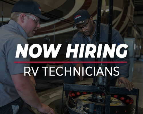 Hiring RV Technicians