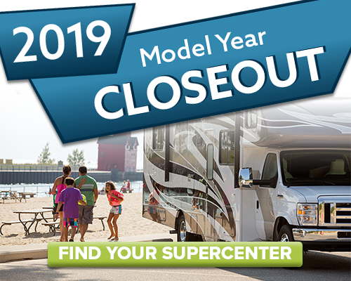 Model Year Closeout!