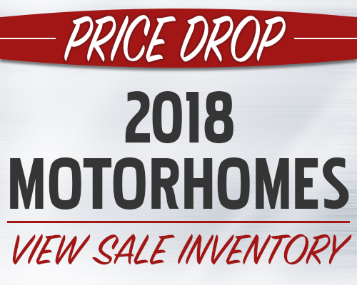 Motorhome Price Drop trade