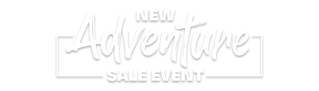 New Adventure Sale Event