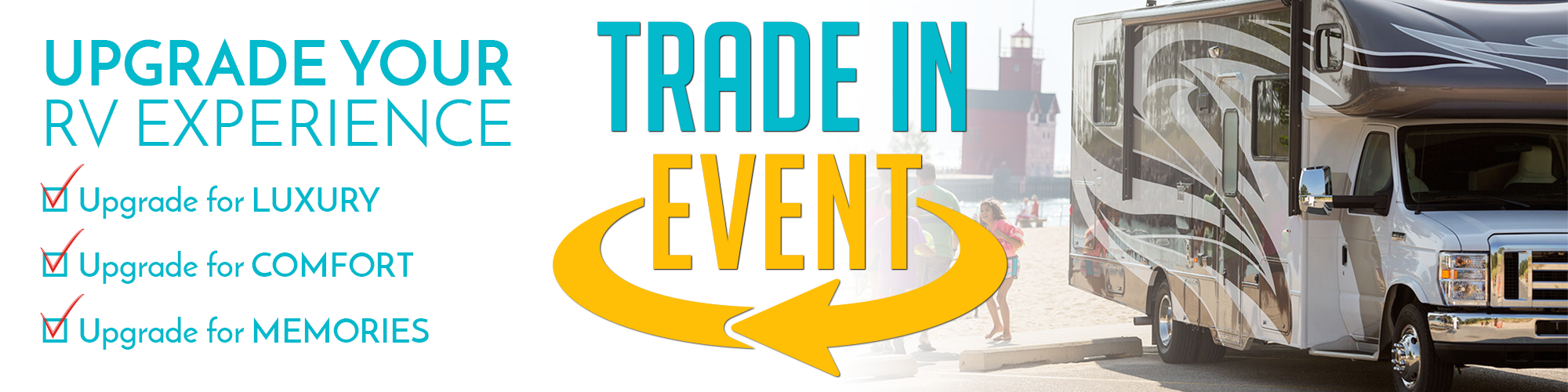 Trade in Event!