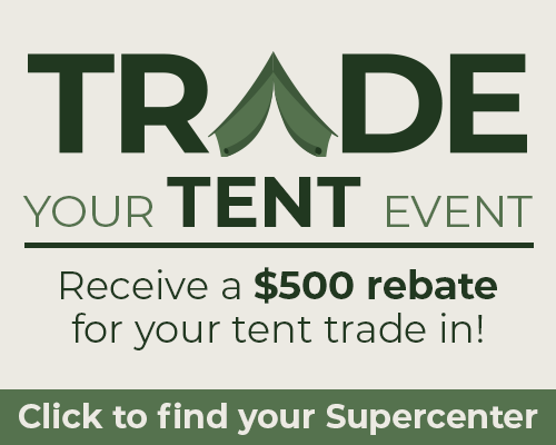 Trade A Tent Event