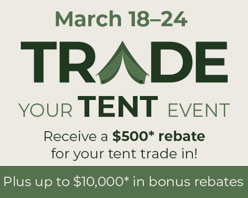 Trade Your Tent Event!