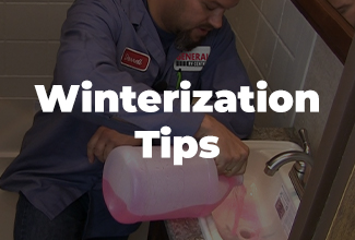Winterization Tips