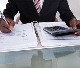 Sales & Financial Services