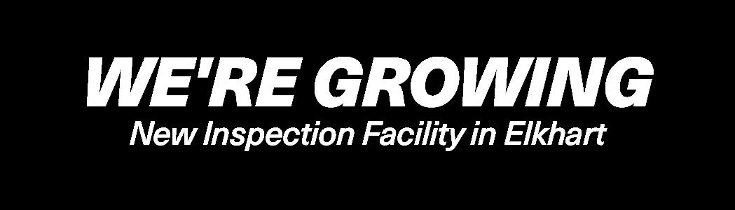 RV Inspection Facility