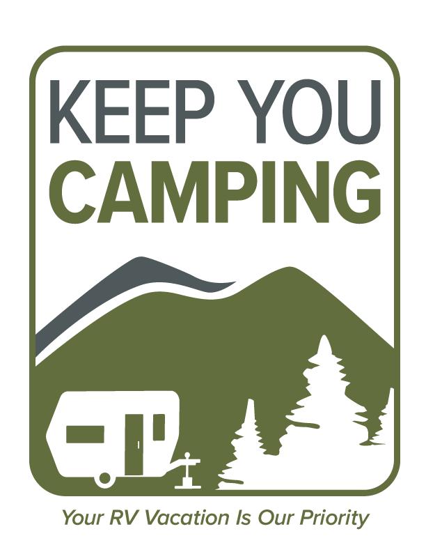 Keep You Camping Logo