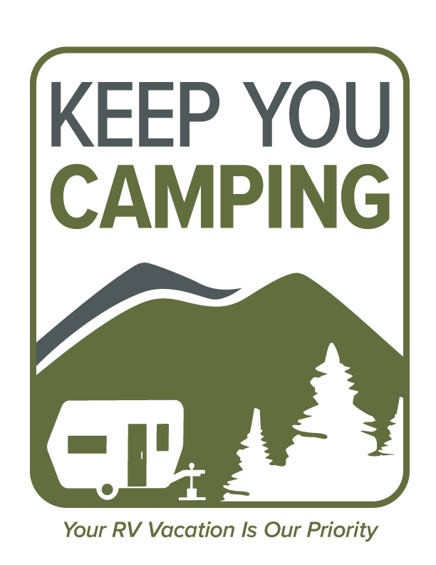 Keep You Camping Logo