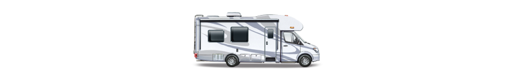 Available RV Rental Types