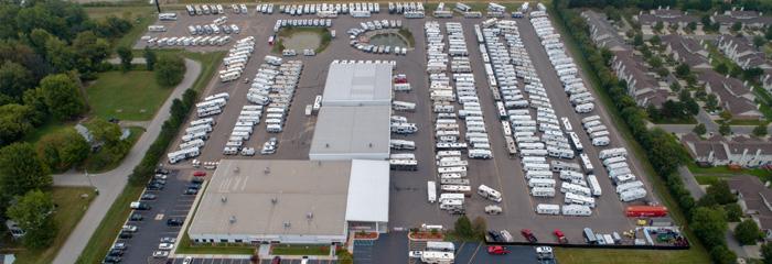 RV Rentals Brownstown, MI