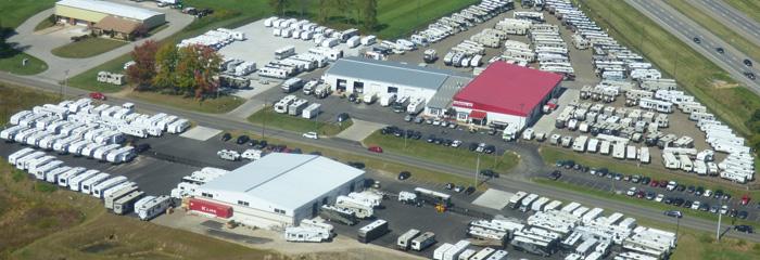 RV Rentals North Canton, OH