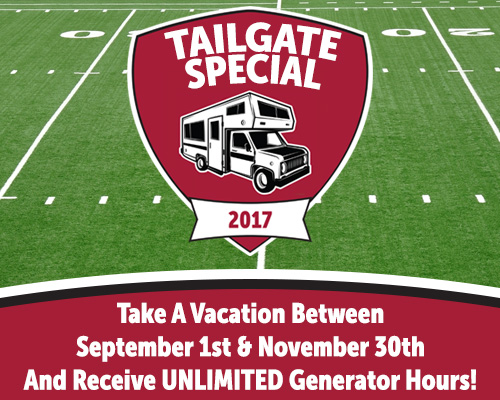 Mobile Tailgate Special
