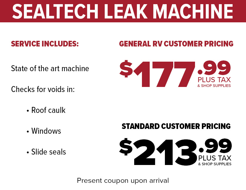 Sealtech Machine