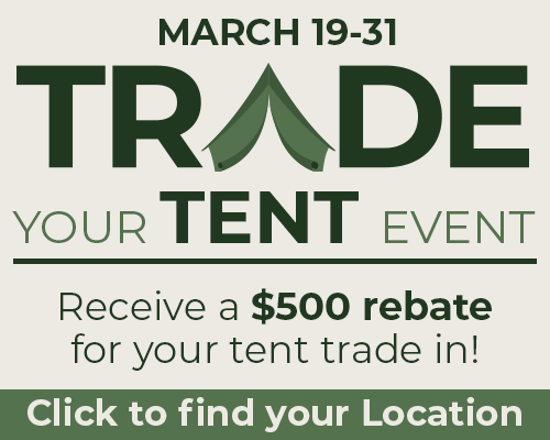 Tent Trade In