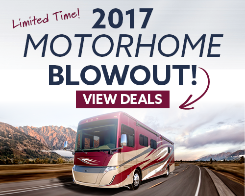 Motorhome Blowout