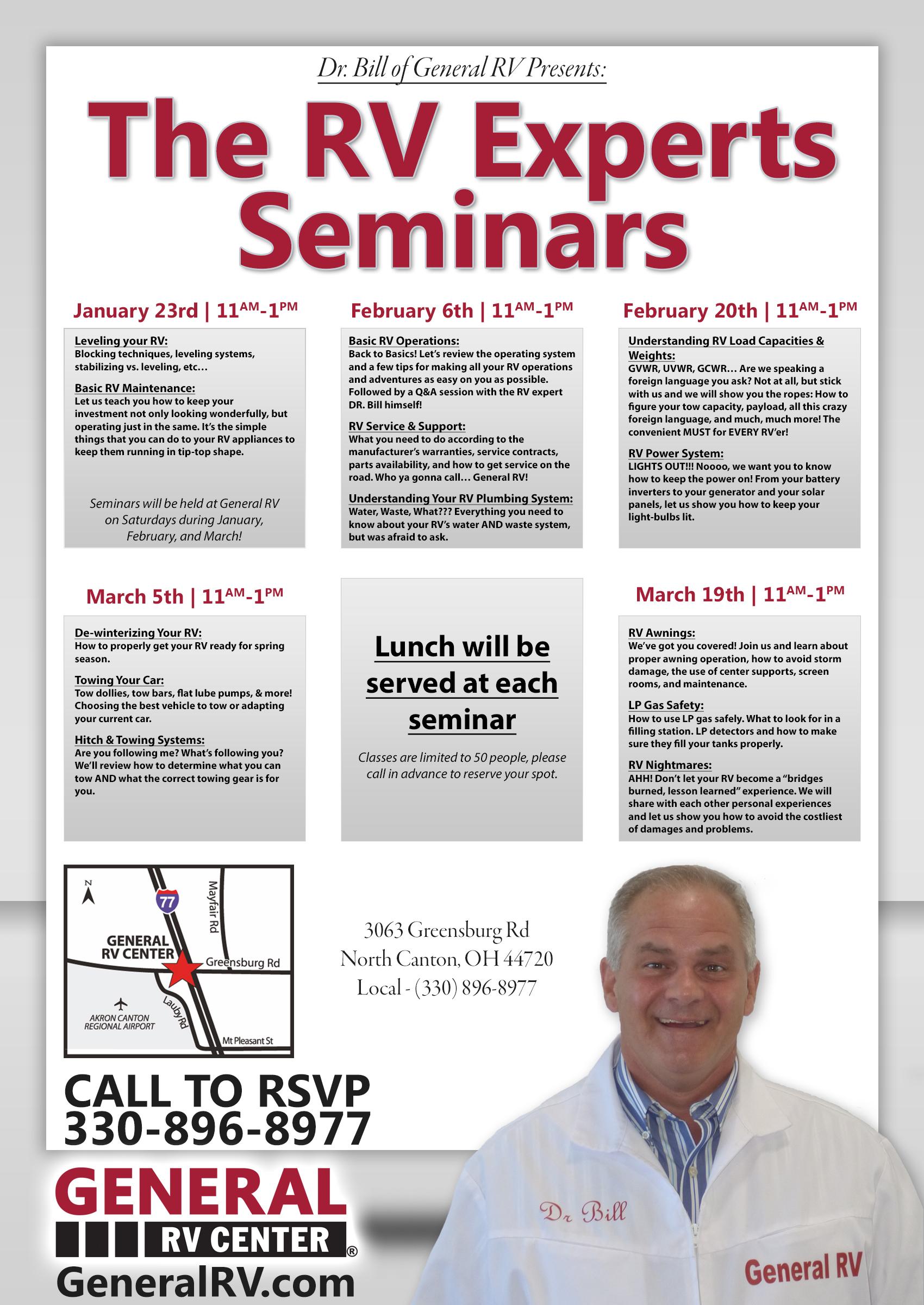RV Seminar
