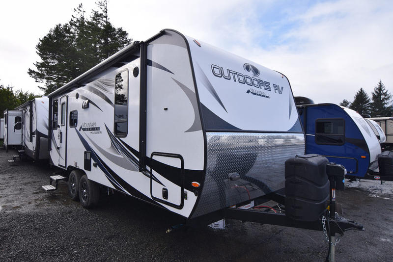 New 2018 Outdoors RV Creek Side Mountain Series 21RD Travel